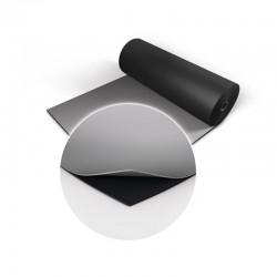 Location de tapis de danse réversible noir/gris